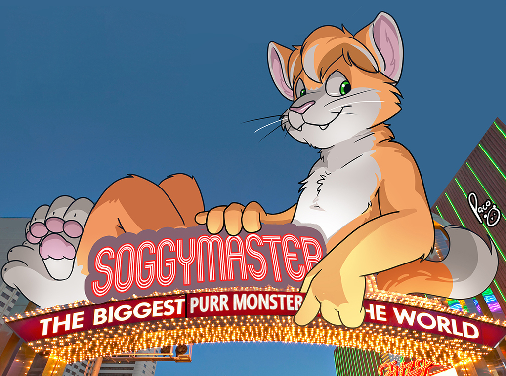BLFC badge: Soggymaster