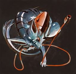 metal catmouse