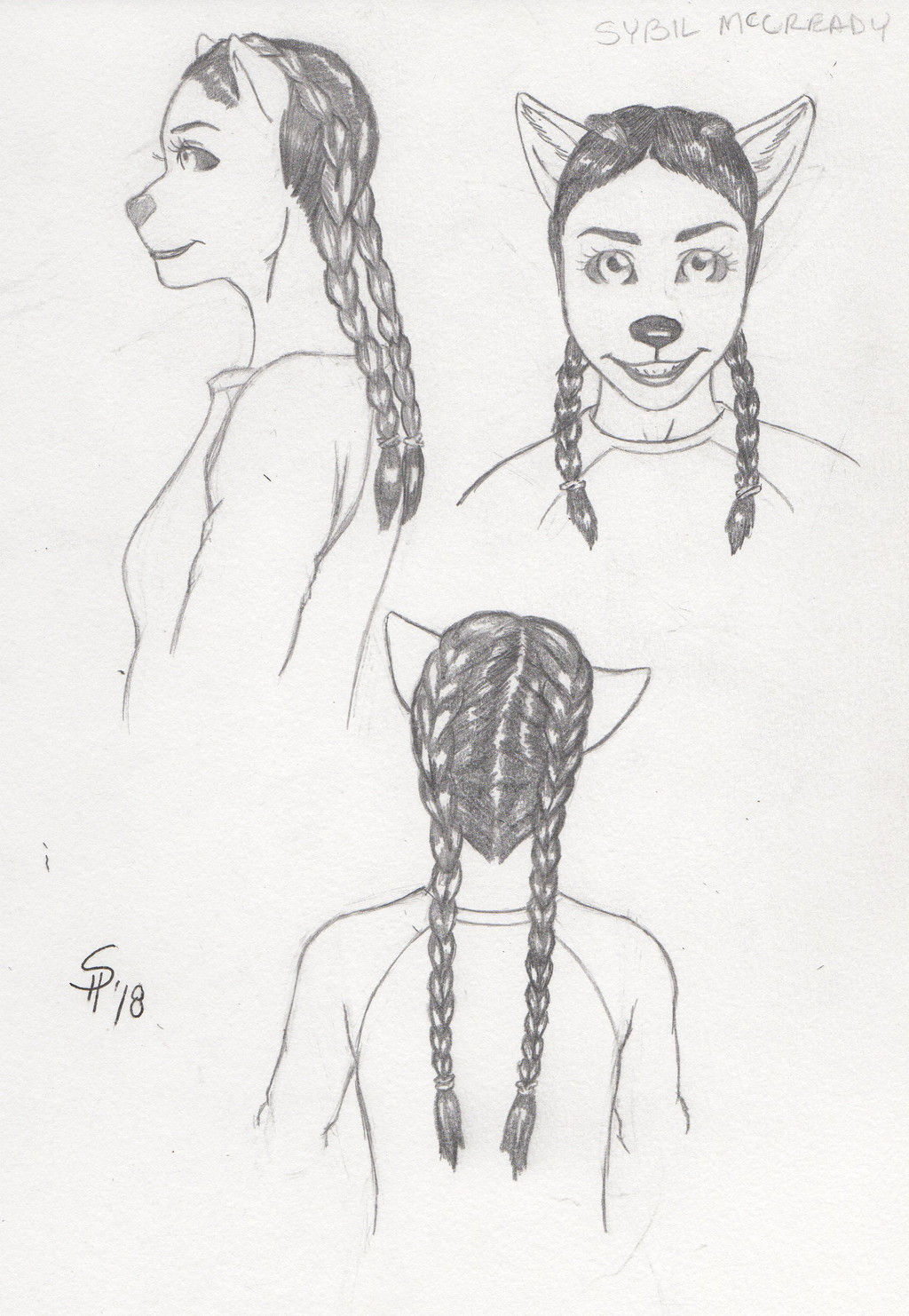 Sybil Hair Design