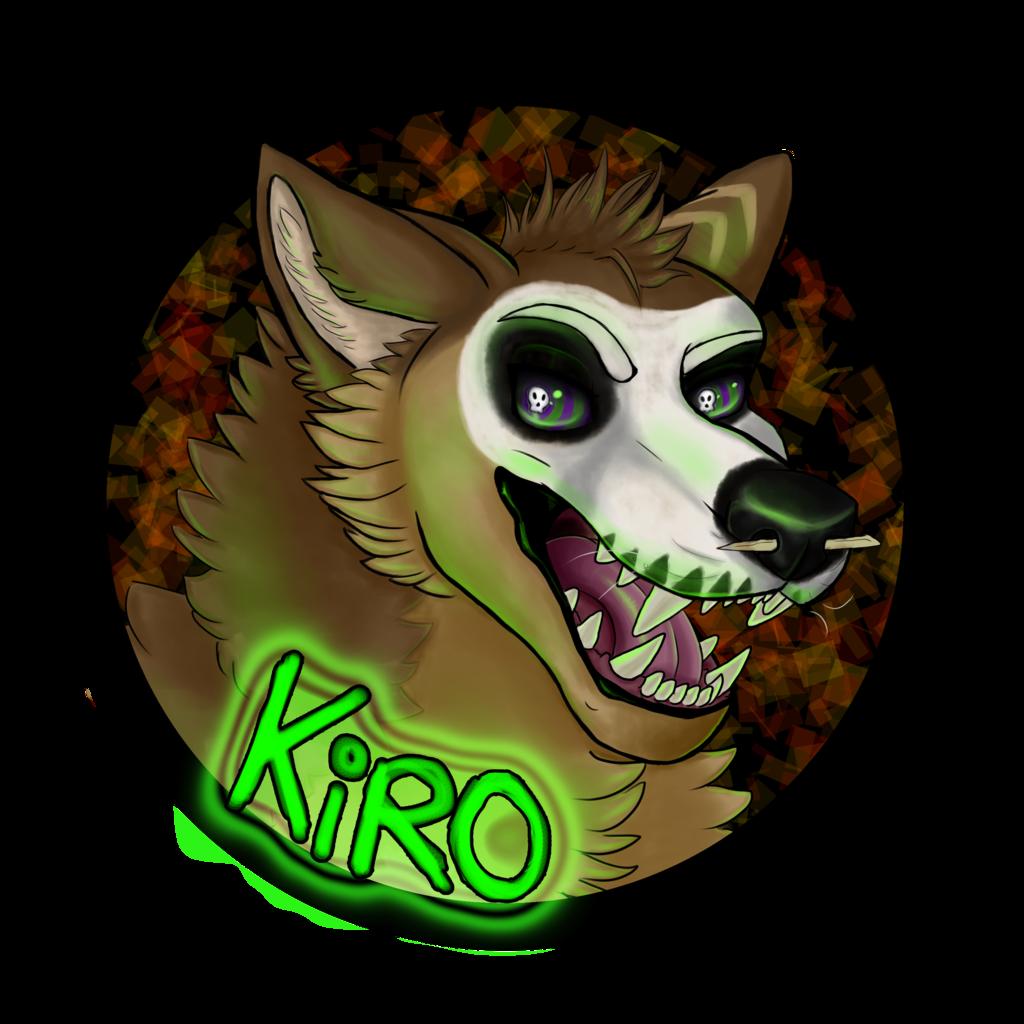 Badge for CF - Kiro