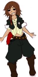 She's a Pirate! [ Treasure Planet ] ; [ Viiraa ]