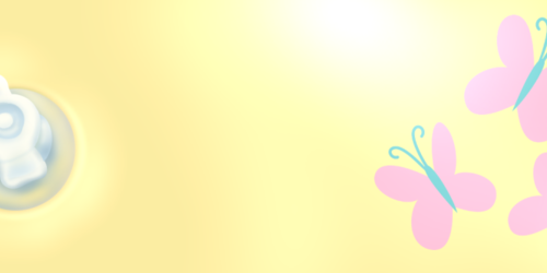 Inflatable Fluttershy Banner