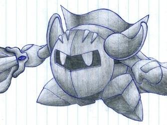 Meta Knight (Sketch.)