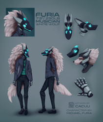 [Reference Sheet] Furia