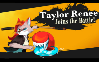Taylor Renee Joins the Battle! - By Quirky Middle Child