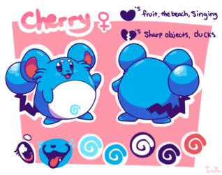 Pokesona - Cherry