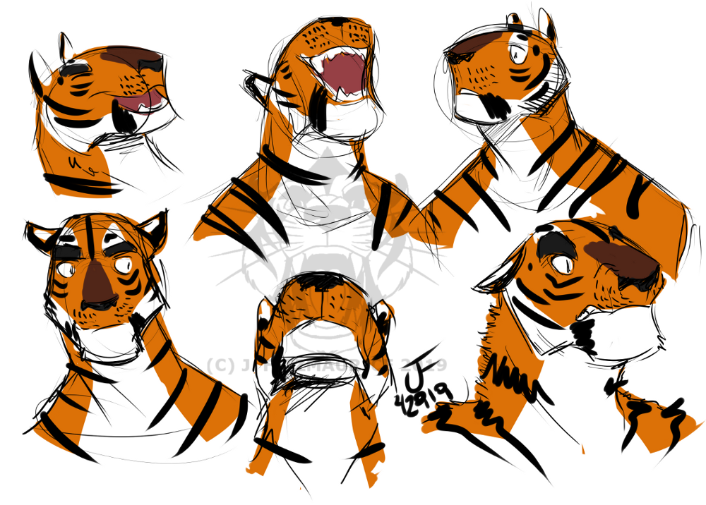 2019 Tiger Style Expressions