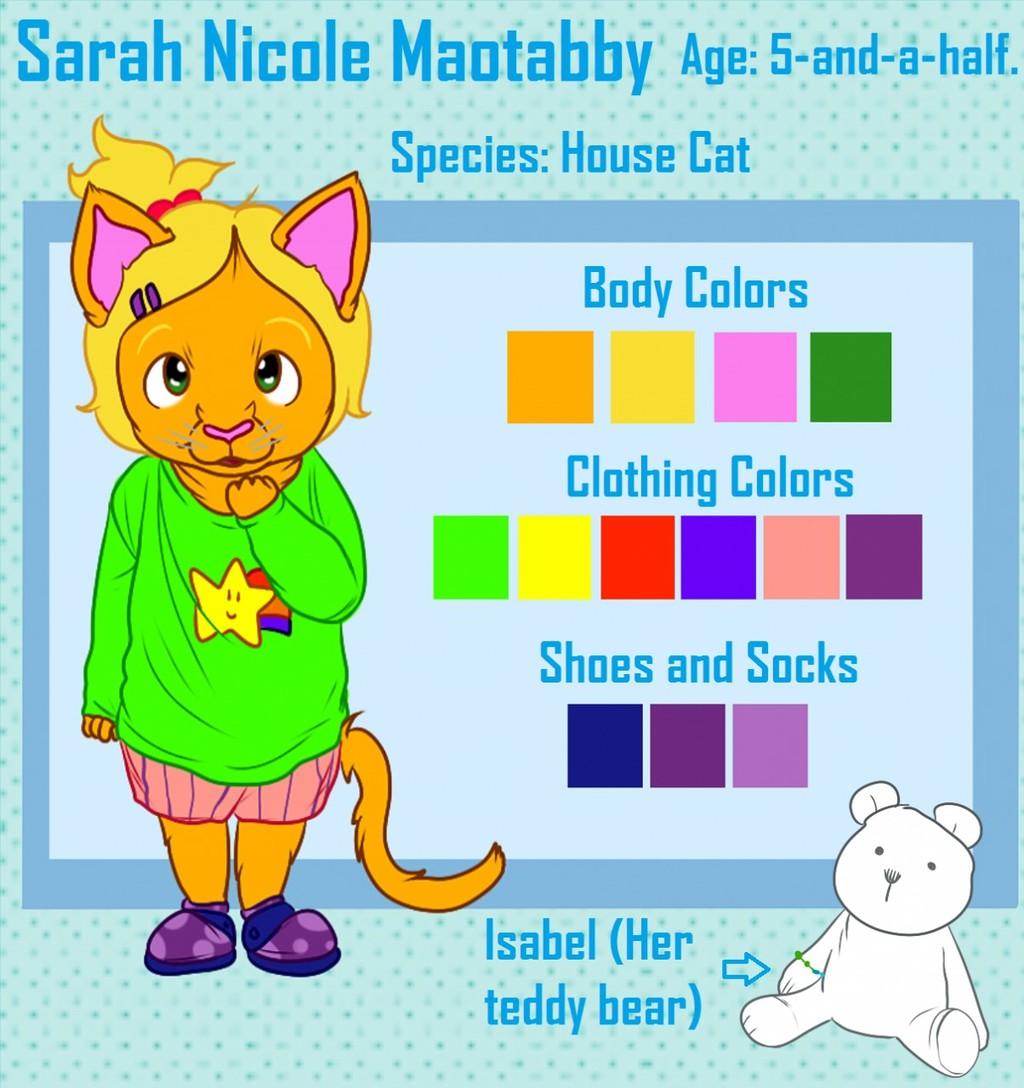 Sarah Maotabby Reference (November 2015)