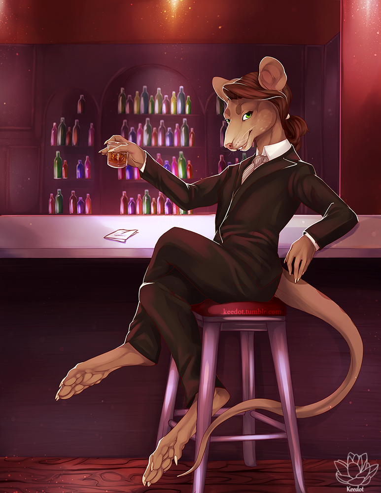Care for a drink?