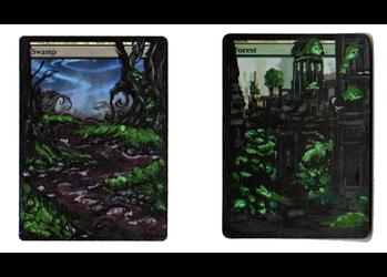 Magic Card Alters