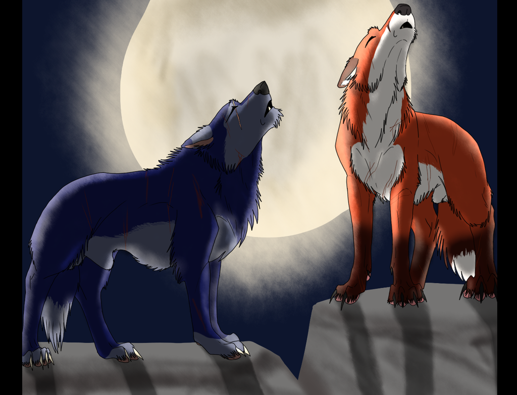 Howling To A Truce
