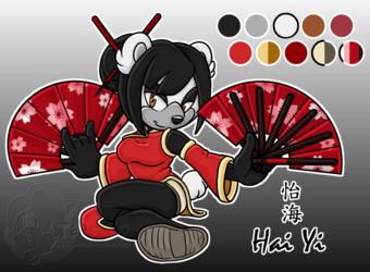 Hai Yi the Panda