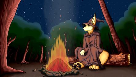 Bonfire  COMMISSON