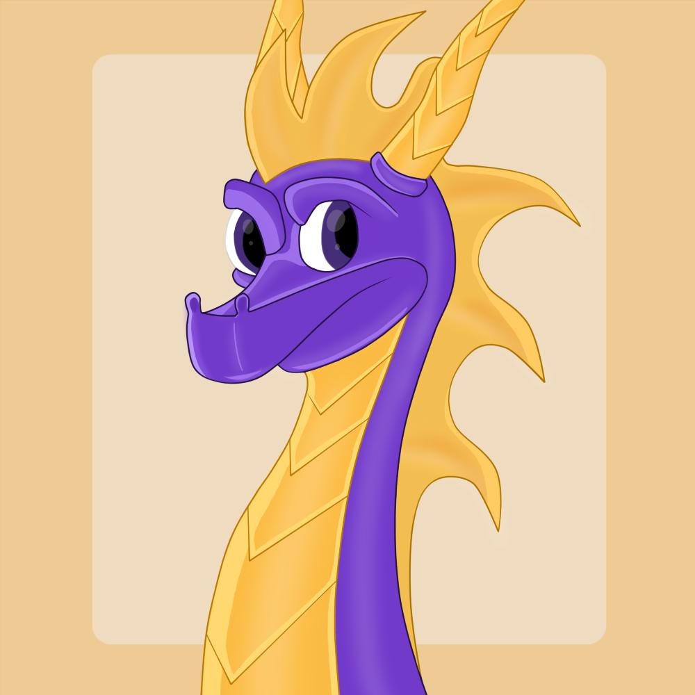 Most recent image: Spyro Portrait