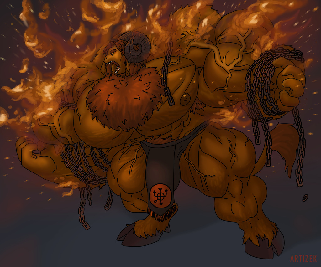 Most recent image: Beast Kent Flame
