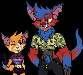 Gnar and Mega Gnar (Outfit)