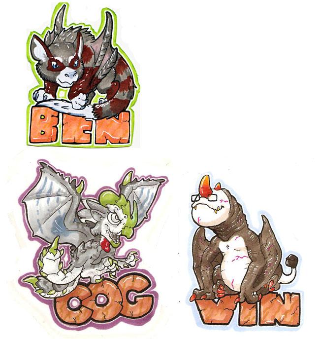 monhun badges
