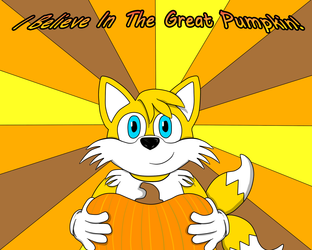Tails-I Believe In The Great Pumpkin