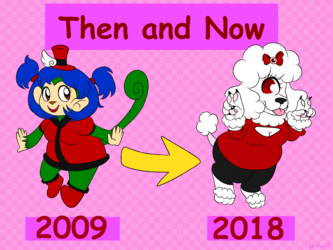 Then and Now:Boom