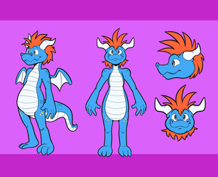 Blue Scales Ref