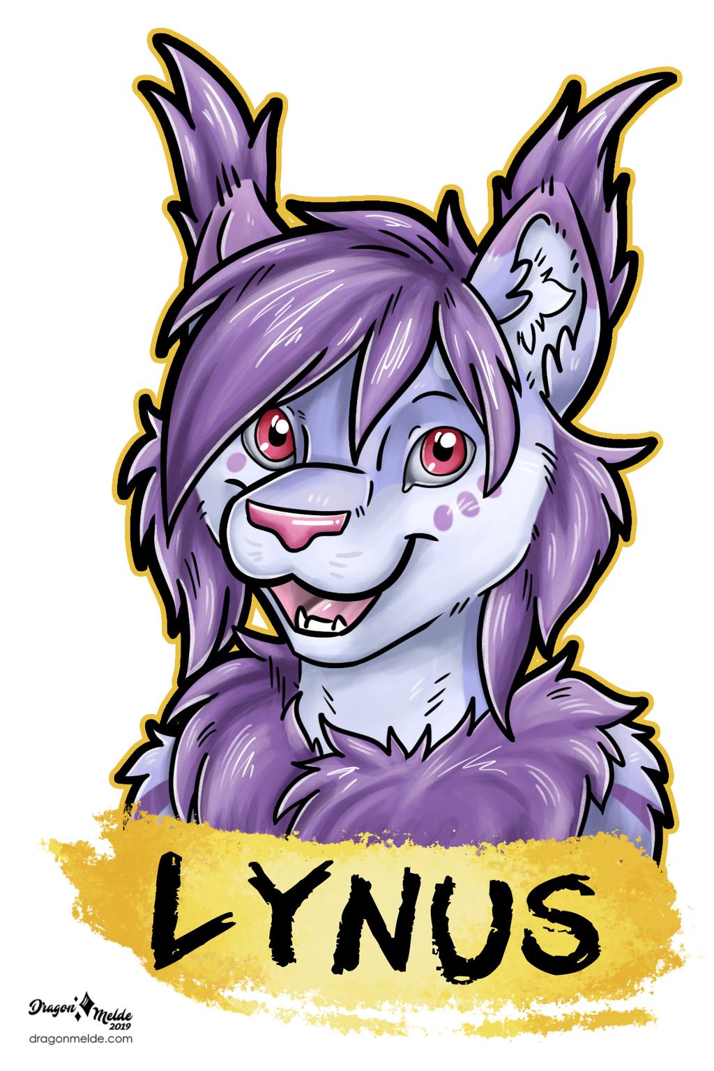 Lynus Badge