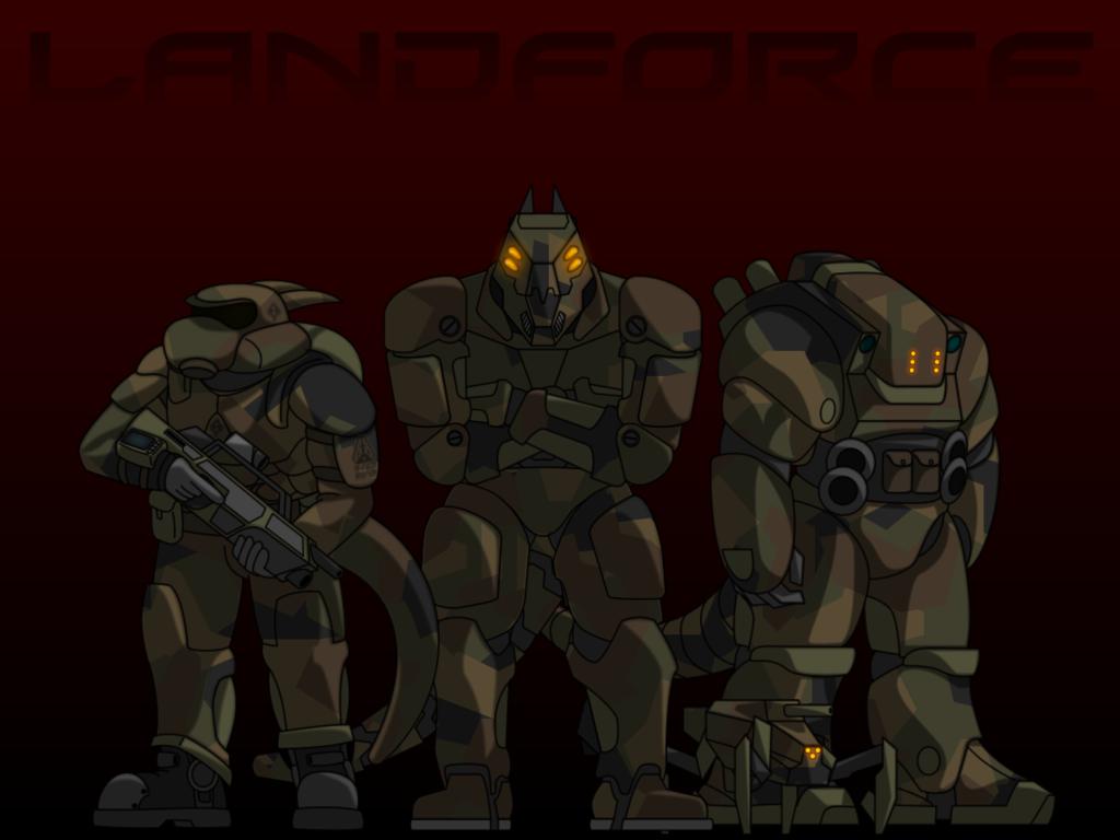 We Are LandForce