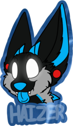 .:Request:. Haizer Badge