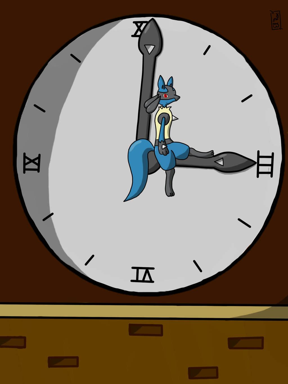 Most recent image: Clockwork