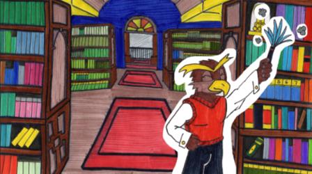 Library Owl Episode #2 Thumbnail