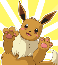 Ta-da! It's Me, Eevee! Happy Eevee Day 11/21