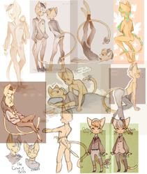 Cat Gent Sketches