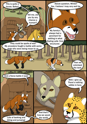 The Outsider Alliance Chapter 2 Page 13