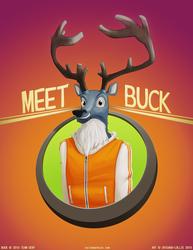 Meet Buck!
