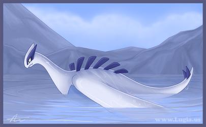 Loch Ness Lugia