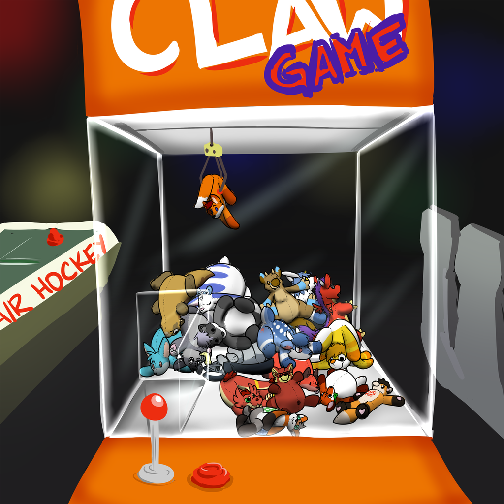 Featured image: THE CLAW