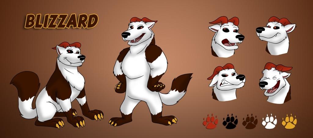 Blizzard Character Sheet Ref