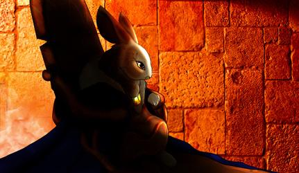 The Rabbit King