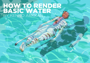 How to render basic water