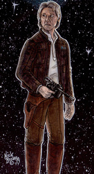 Han Solo ( Episode 7 )