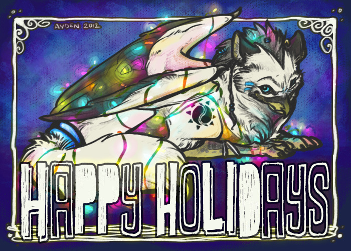 GG Holiday Card Xchange: Tallon