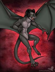 Wolfbeast Dragonified!