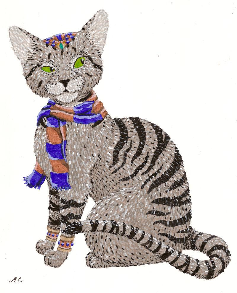 Ravenclaw Kitty