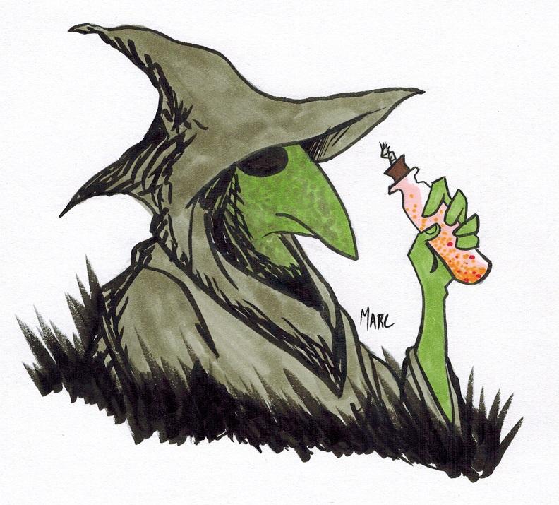 Plague Witch