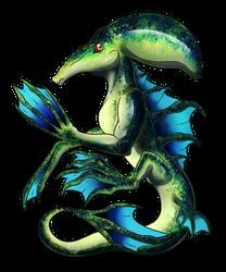 Mantis Seadragon