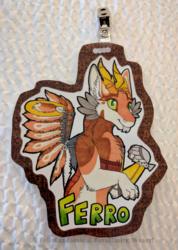 Ferro Badge