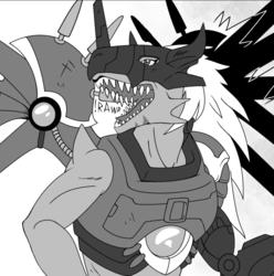 Digimon Porn Story pg.04 (2012)