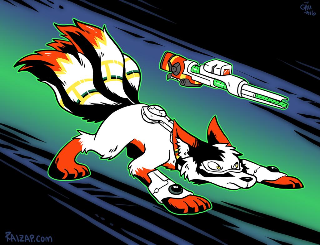 Daren the Spacesune