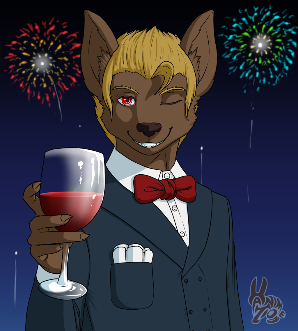 Faanvolla commission - Party Animal