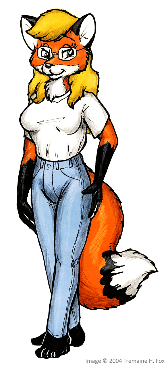 (2004) Character Profile: Ginger