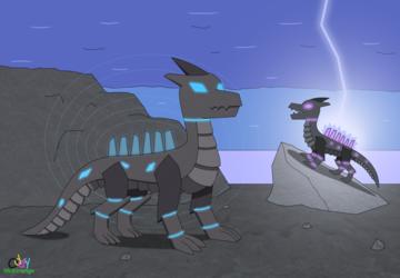 The Lodradons of Electris 7